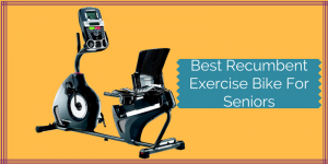 Best Recumbent Exercise Bike For Seniors Review