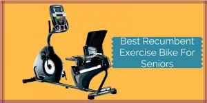 Best Recumbent Exercise Bike For Seniors Review