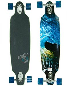 Sector 9 Aperture Sidewinder Drop Through Downhill Cruiser Freeride Complete Longboard