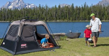 Top 5 Best Coleman Tent Reviews 2018