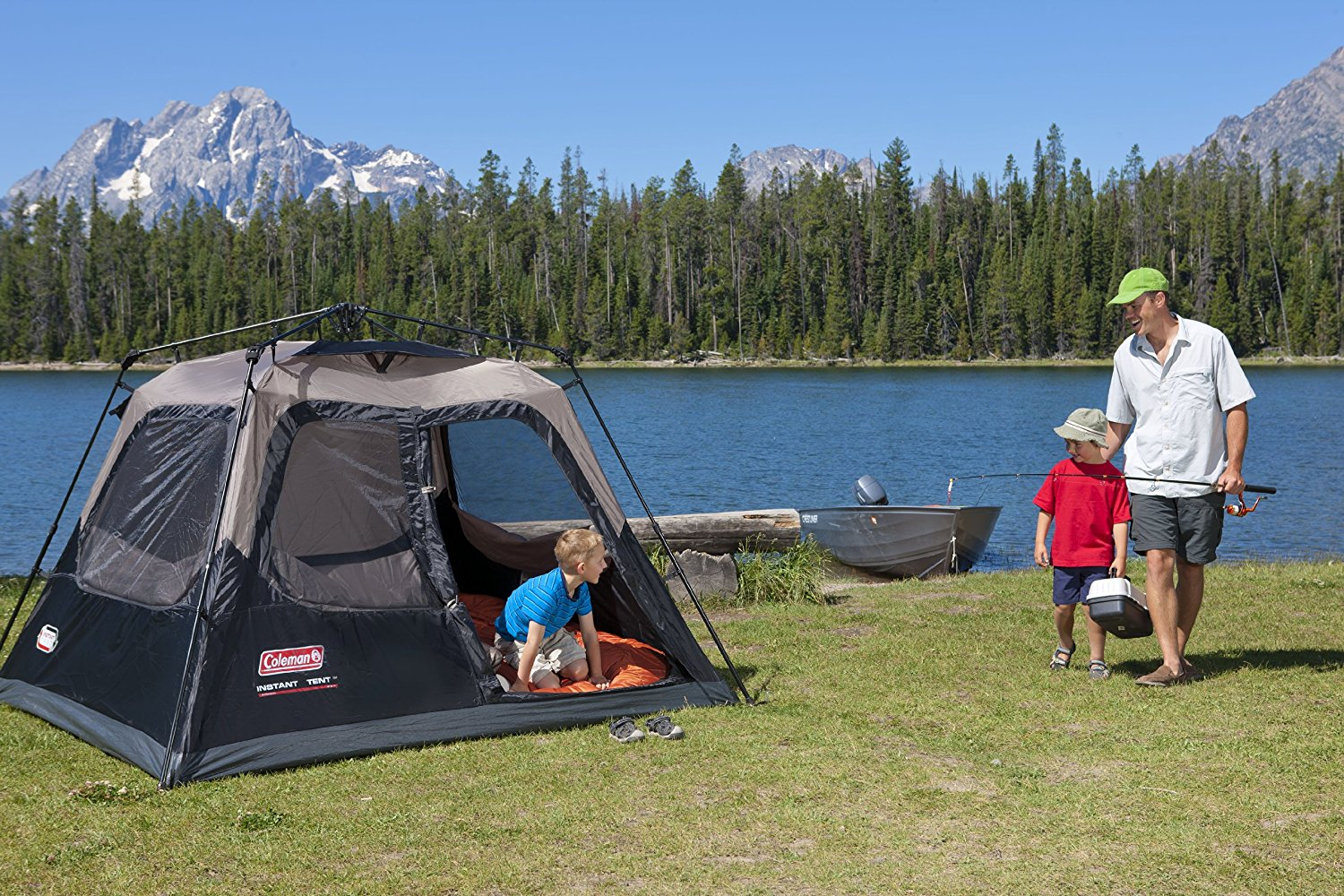 & Top 5 Best Coleman Tent Reviews of 2018 - TheOdGeeks