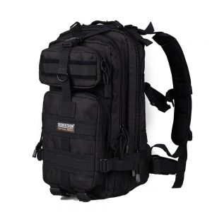 Seibertron Falcon Water Repellent Hiking Camping Small Backpack