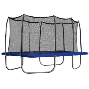 Skywalker Best Rectangle Trampoline with Enclosure