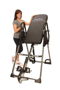 IRONMAN High Capacity Gravity 3000 gravity Inversion Table, 350 lbs