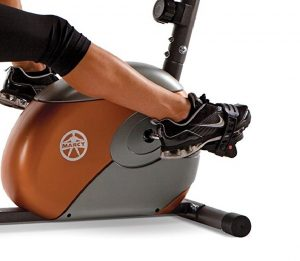 Marcy ME 709 Recumbent Exercise Bike Padal