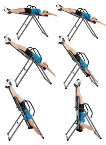 Benefits of inversion table