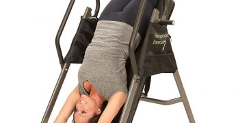 How Long Should You Stay on an Inversion Table ?